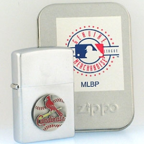 Saint Louis Cardinals Zippo Lighter