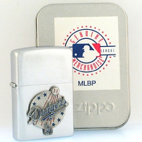 Los Angeles Dodgers Zippo Lighter