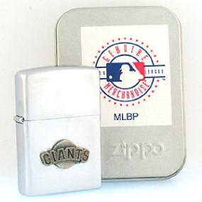 San Francisco Giants Zippo Lighter