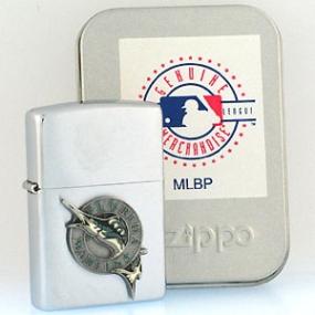 Florida Marlins Zippo Lighter