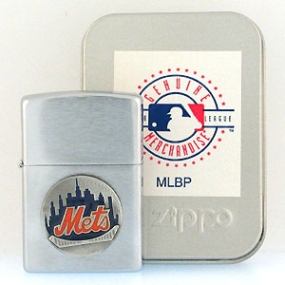 New York Mets Zippo Lighter