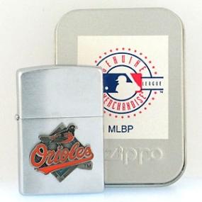 Baltimore Orioles Zippo Lighter