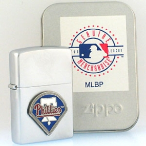 Philadelphia Phillies Zippo Lighter