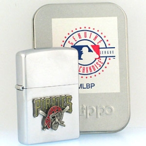 Pittsburgh Pirates Zippo Lighter