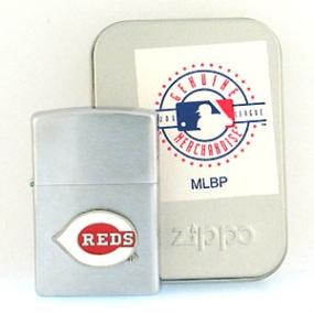 Cincinnati Reds Zippo Lighter