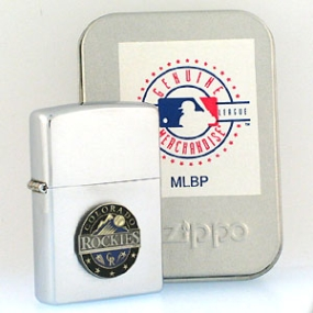 Colorado Rockies Zippo Lighter