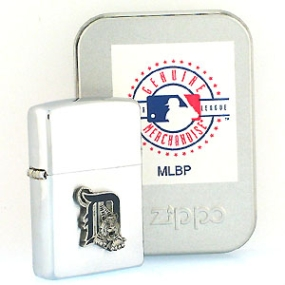 Detroit Tigers Zippo Lighter