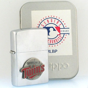 Minnesota Twins Zippo Lighter