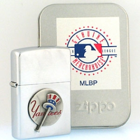 New York Yankees Zippo Lighter