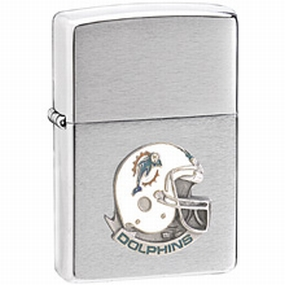 Miami Dolphins Zippo Lighter