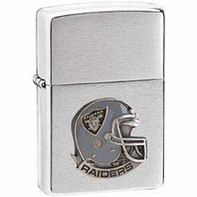 Oakland Raiders Zippo Lighter