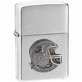 Carolina Panthers Zippo Lighter