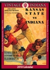 Indiana Hoosiers 2010 Vintage Football Program Calendar