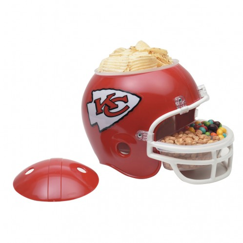 Kansas City Chiefs Snack Helmet