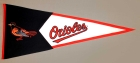 Baltimore Orioles Vintage Classic Pennant