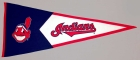 Cleveland Indians Vintage Classic Pennant