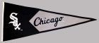Chicago White Sox Vintage Classic Pennant