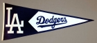Los Angeles Dodgers Vintage Classic Pennant