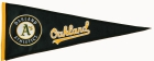 Oakland A's Traditions Traditions Pennant