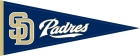 San Diego Padres Traditions Traditions Pennant