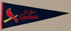 Saint Louis Cardinals Traditions Traditions Pennant