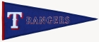 Texas Rangers Traditions Traditions Pennant