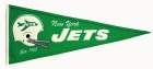 New York Jets Throwback Pennant