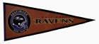 Baltimore Ravens Pigskin Pennant Traditions Pennant