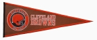 Cleveland Browns Pigskin Pennant Traditions Pennant