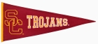 USC Trojans Vintage Traditions Pennant