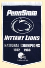 Penn State Nittany Lions Dynasty Banner