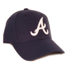 Atlanta Braves 1969 (Road) Cooperstown Fitted Hat