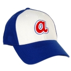 Atlanta Braves 1974 Cooperstown Fitted Hat