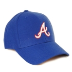 Atlanta Braves 1982 Cooperstown Fitted Hat