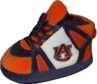 Auburn Tigers Baby Slippers