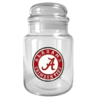 Alabama Crimson Tide 31oz Glass Candy Jar