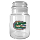 Florida Gators 31oz Glass Candy Jar