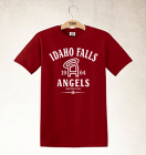 Idaho Falls Angels Clubhouse Vintage T-Shirt