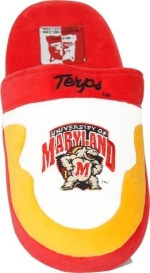 Maryland Terrapins Slippers