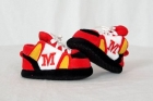 Maryland Terrapins Baby Slippers