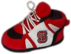 N.C. State Wolfpack Baby Slippers