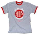 1967 Cleveland Stokers Ringer T-Shirt