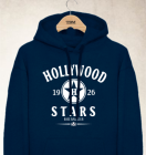 Hollywood Stars Clubhouse Vintage Hoody
