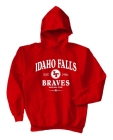 Idaho Falls Braves Clubhouse Vintage Hoody