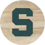Thirstystone Michigan State Spartans Collegiate Coasters