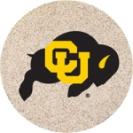 Thirstystone Colorado Buffaloes Collegiate Coasters