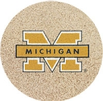 Thirstystone Michigan Wolverines Collegiate Coasters