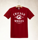 Chicago Whales Clubhouse Vintage T-Shirt